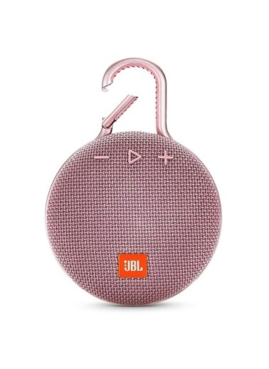 JBL Clip 3 Pembe Taşınabilir Bluetooth Hoparlör Pembe